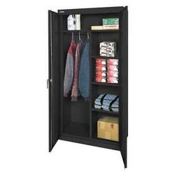 SANDUSKY CAC1361872-09 Combination Storage Cabinet,24 ga.