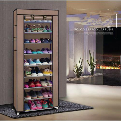 10-Tier Rack with