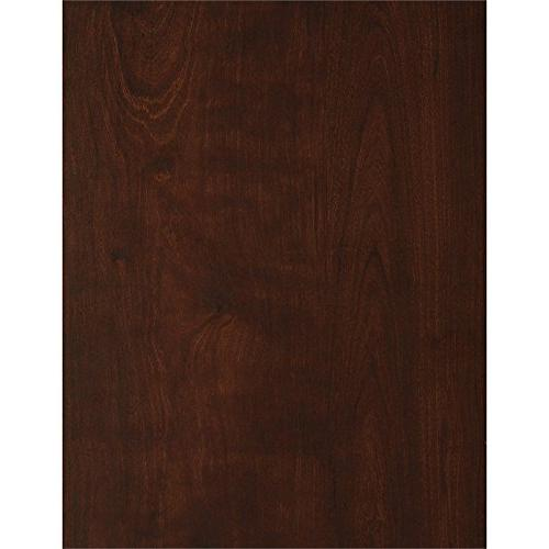 Bush Furniture Tall with Doors in Cherry