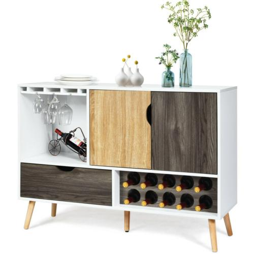 Buffet Sideboard Wooden Storage Cabinet Dining