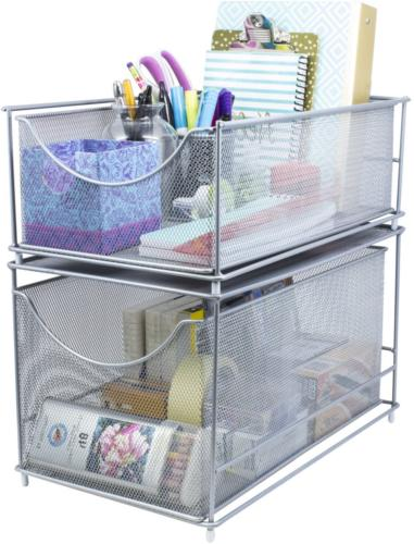 Cabinet Cover Mesh Storage Out Pantry
