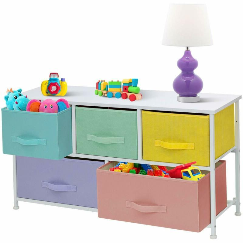 Sorbus with Drawers Storage Chest Kid's,