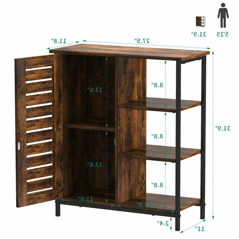 YITAHOME Storage Cabinet Wooden