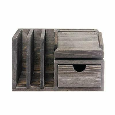 Liry Products Wood Cabinet Mail St