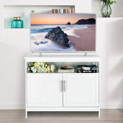 Modern Kitchen Buffet Server Table Sideboard Dining