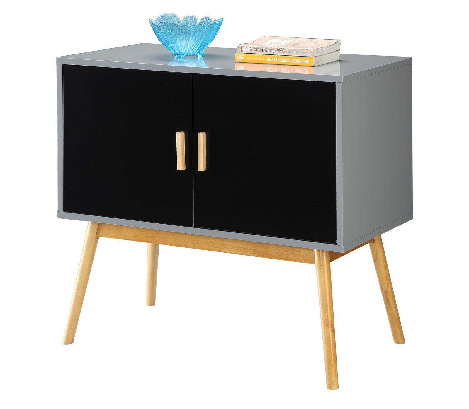 Large Storage Middle Modern Table NEW