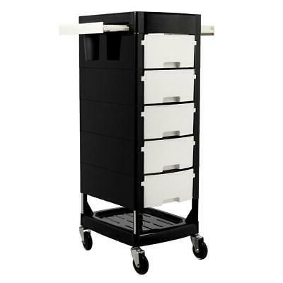 Salon SPA Hairdressing Trolley Cart Beauty Tray Storage Cart