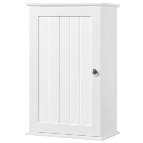single door 3 shelf bathroom cabinet indoor