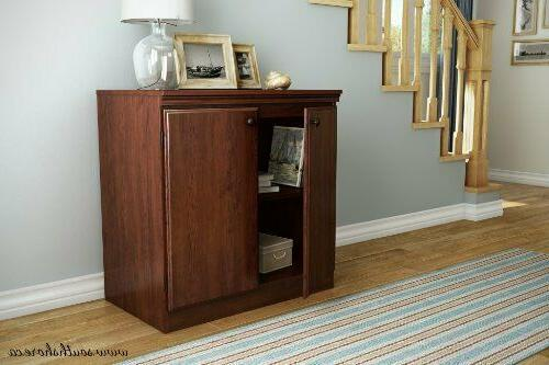South Small Storage Cabinet with Adjustable