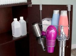 Home Basics NEW Over the Counter Cabinet Storage Hair Dryer