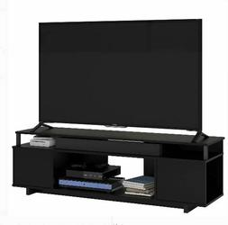 """TV Stand 65"""" Flat Screen Entertainment Center Media Console"""